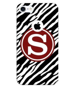 Zebra Pattern – S, Phone Cases