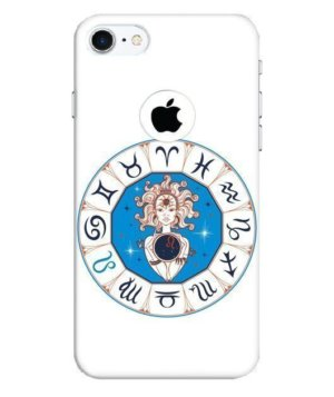 Leo Zodiac Wheel, Phone Cases