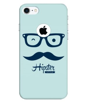 Hipster, Phone Cases