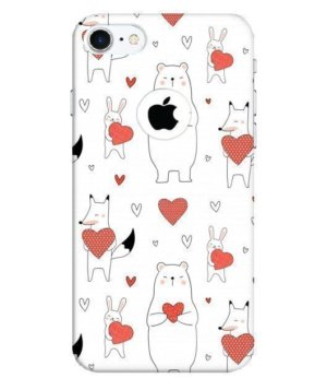 Cute Teddy, Phone Cases