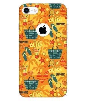 Beach patterns, Phone Cases