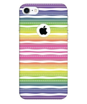 Colored waves, Phone Cases