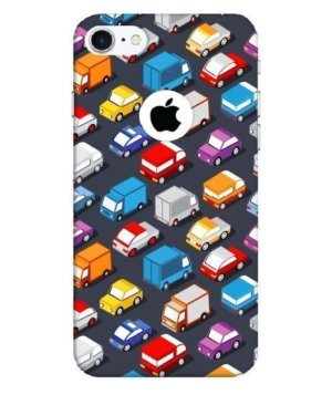 Urban Car pattern, Phone Cases