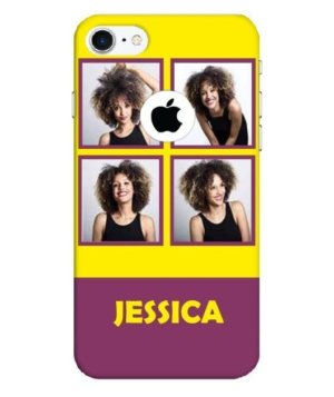 Beautiful Collage with customized name,Phone Cases