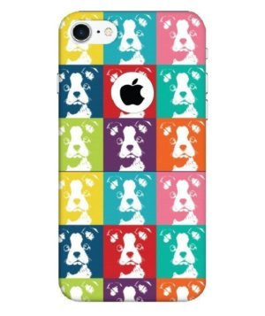 Cute puppy mobile cover