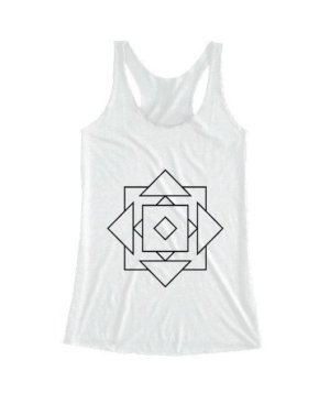 geo illusions , Women's Tank Top