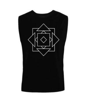 illusion geo, Men's Sleeveless T-shirt