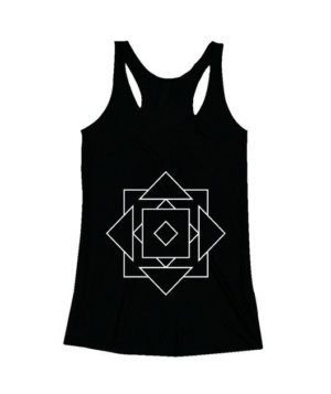 illusion geo, Women's Tank Top