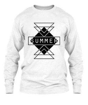 summer, Men's Long Sleeves T-shirt
