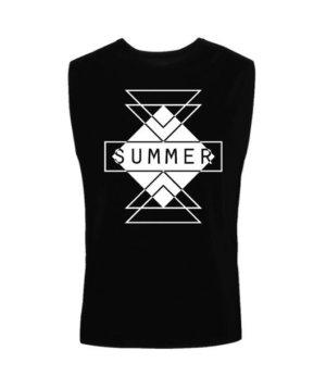 summer, Men's Sleeveless T-shirt