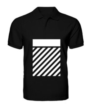 hip hop, Men's Polo Neck T-shirt