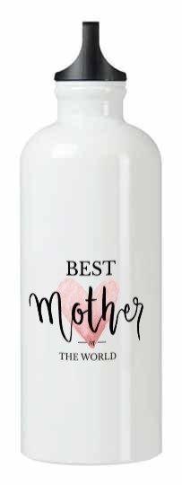 best mother, White Bottle