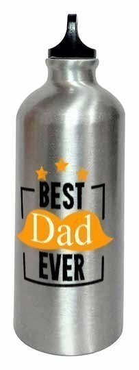 best dad ever, Steel Bottle