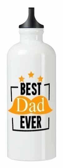 best dad ever, White Bottle