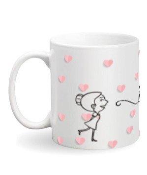 love, Steel Travelling Mug
