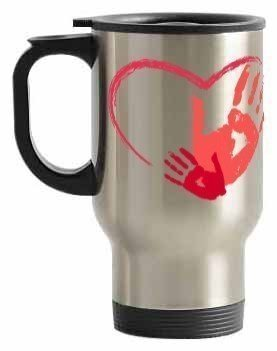 parents love, Steel Travelling Mug