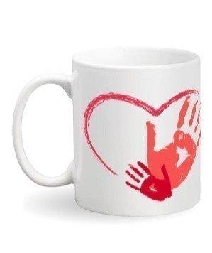 parents love, White Mug