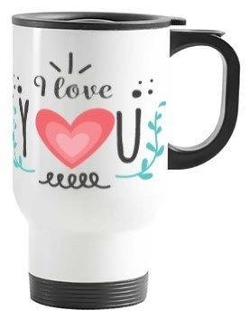 Love Mug, Travelling Mug