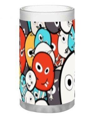 doodle monster, Beer Mug