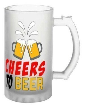 Cheers To Beer, Beer Mug