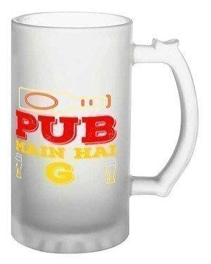 Pub G Main Hai, Beer Mug