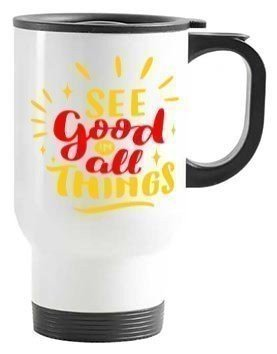 See Good In All Things, Travelling Mug