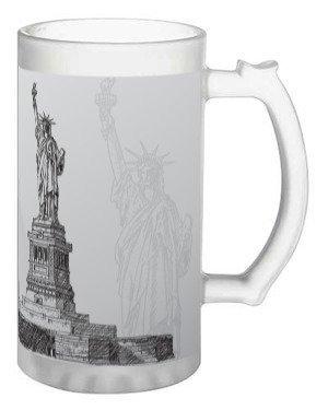 Liberty Mug, Beer Mug