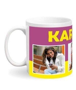 Personalized Selfie Mug