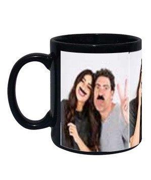 Personalized Black Mug, Black Mug