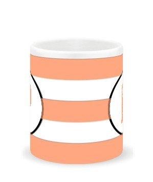 Monogram mug – P