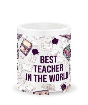 Best Teacher in the world mug
