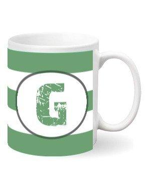 Monogram mug – G