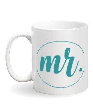 Mr mug, White Mug