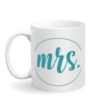Mrs mug, White Mug
