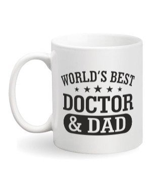 World's Best Doctor and Dad