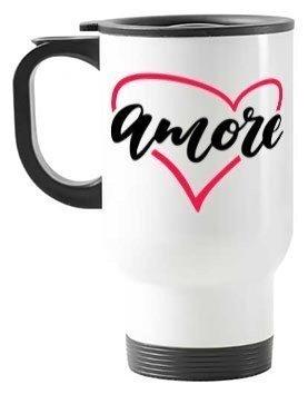 Amore, Travelling Mug