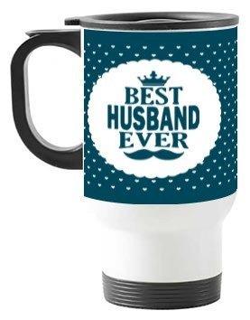 Best Husband Ever Personalized Mug, Travelling Mug