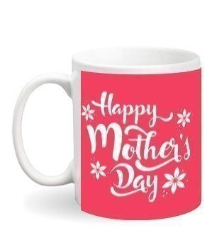 Mother's day photo mug, White Mug