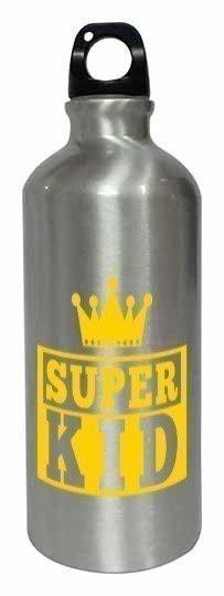 Super KID, Steel Bottle