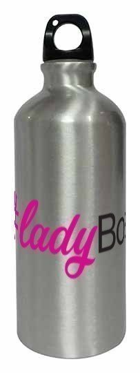 #ladyBOSS, Steel Bottle