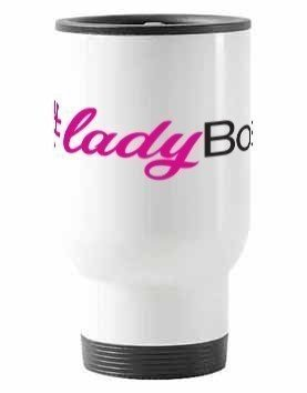 #ladyBOSS, Travelling Mug