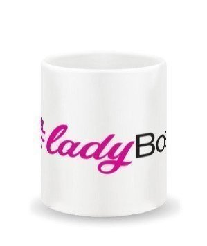 #ladyBOSS, Steel Travelling Mug