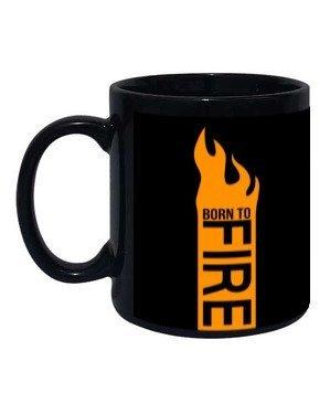 Born to FIRE, Steel Travelling Mug