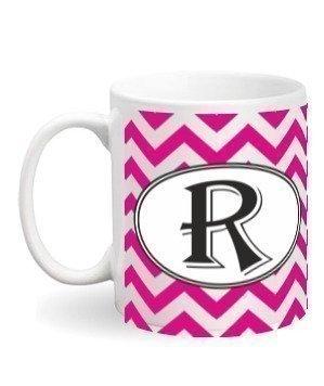 Alphabet-R Mug