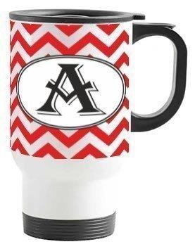 Alphabet-A Mug, Travelling Mug