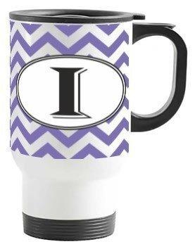 Alphabet-I Mug, Travelling Mug