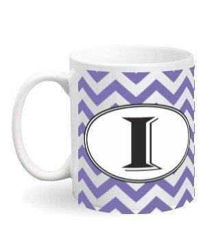 Alphabet-I Mug, White Mug