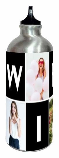 WIFEY customise mug, Steel Bottle