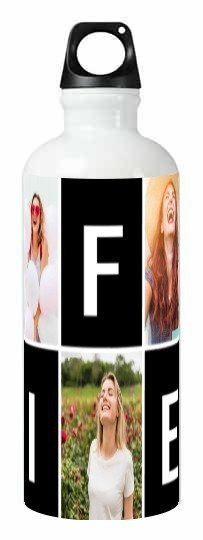 WIFEY customise mug, White Bottle