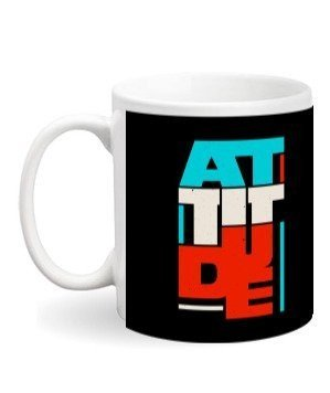 attitude, Steel Travelling Mug
